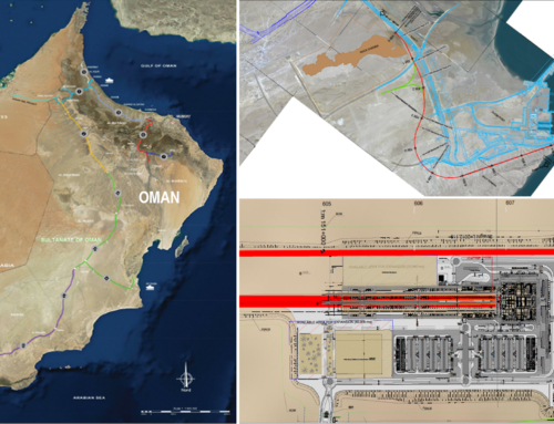 Oman National Railway Project – Segment 3: Fahud-Haima-Al Duqm