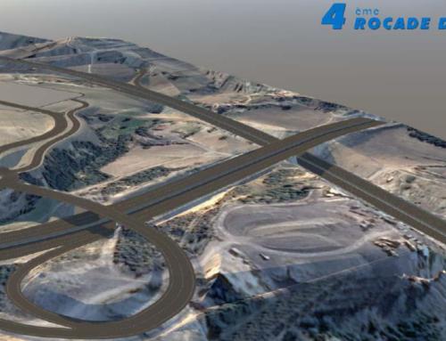 4eme Rocade d'Alger – Hanacha-Berrouaghia – 33km
