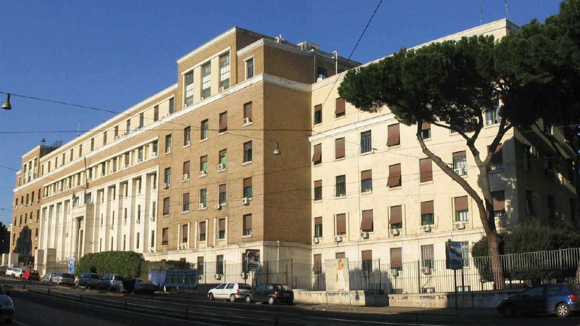 """""""Istituto Superiore di Sanità """" Rome – Retrofitting Design"""
