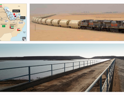 Saudi Landbridge Railway Project – Section 2 – 271-1260 km