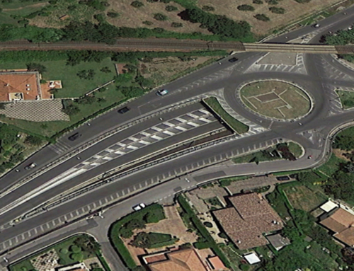 Castelli Romani Bypass To National Road S.S. 7 Appia