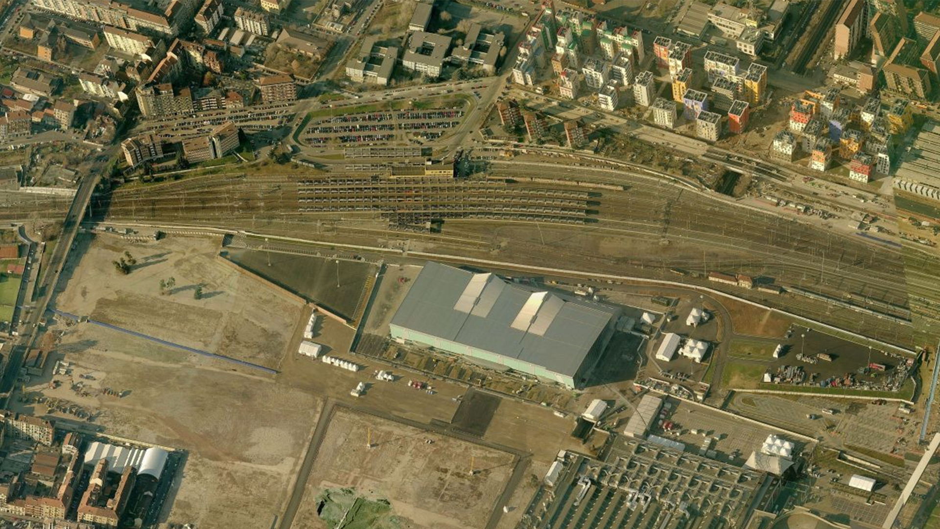 Turin railway Stations – Upgrading of the Railway Line